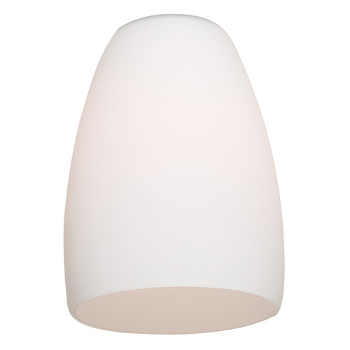 Access Lighting Sherry Glass Pendant Glass Shade in  with Opal Glass, 969ST-OPL