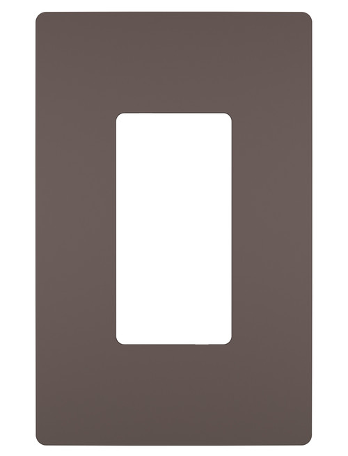 Legrand Radiant 1-Gang Decorator Screwless Wall Plate / Outlet Plate / Cover Plate