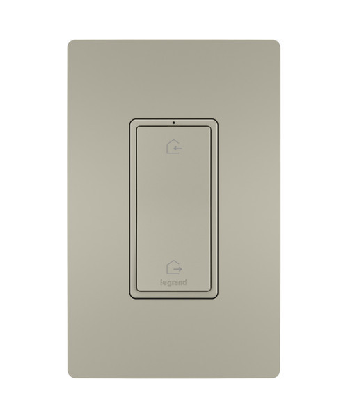 Legrand Radiant Wireless Smart Switch with Netatmo, Home/Away Switch, Compatible with Alexa, Google Assistant & Apple HomeKit