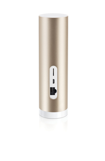 Netatmo Presence Wi-Fi Enabled High Definition Indoor Home Security Surveillance Camera with Person, Car, and Animal Recognition