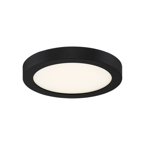 Quoizel Outskirts Flush Mount in Oil Rubbed Bronze Finish, OST1708OI
