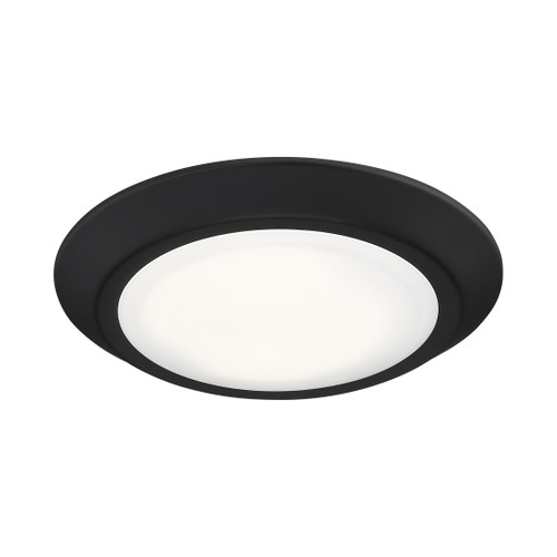 Quoizel Verge Flush Mount in Oil Rubbed Bronze Finish, VRG1608OI
