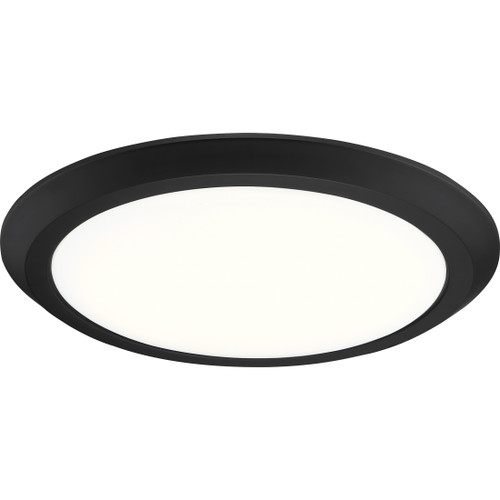 Quoizel Verge Flush Mount in Oil Rubbed Bronze Finish, VRG1616OI