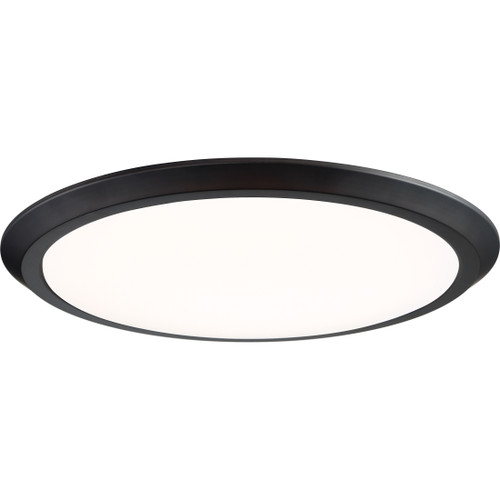 Quoizel Verge Flush Mount in Oil Rubbed Bronze Finish, VRG1620OI