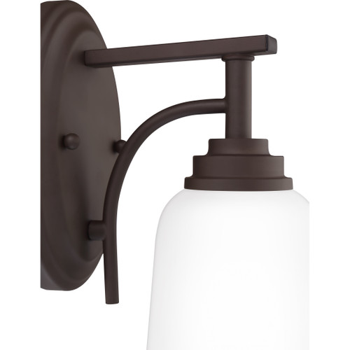 Quoizel Foley Wall Sconce 1 Light, Old Bronze