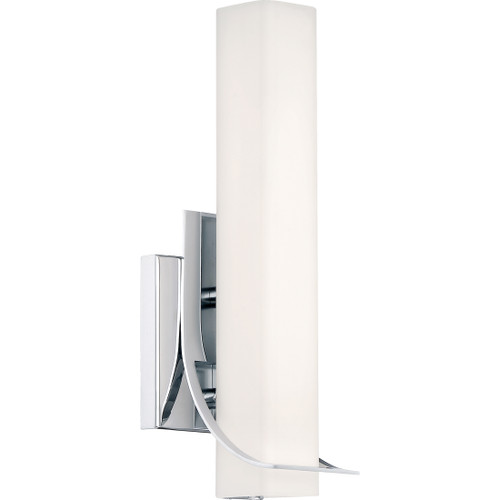 Quoizel Blade Wall Sconce in Polished Chrome Finish, PCBD8705C