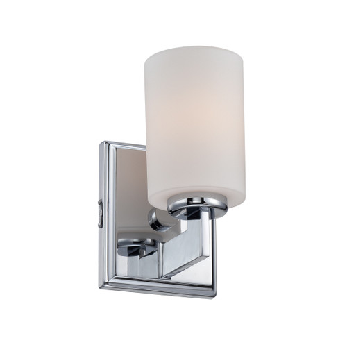 Quoizel 1 Light Taylor Wall Sconce in Polished Chrome Finish, TY8601C