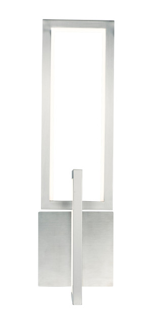 ET2 Link LED Wall Sconce in Satin Nickel