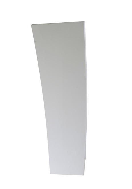ET2 Alumilux: Prime LED Outdoor Wall Sconce in White