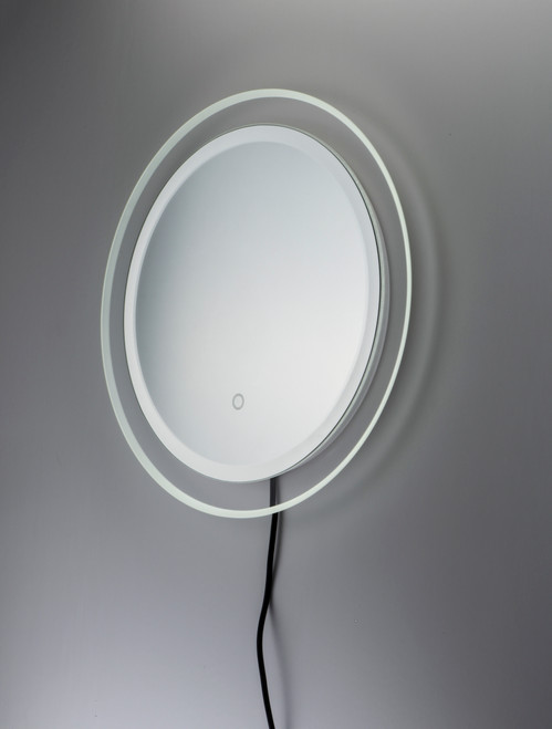 "ET2 31.5"" Round LED Mirror in NA"