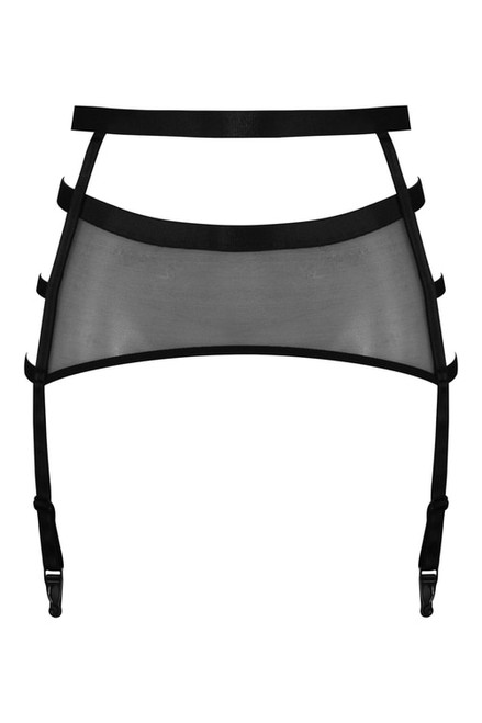 Waspie (Lingerie Belt) - Black
