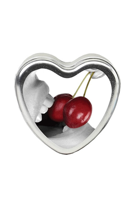 Edible Massage Candle - Cherry