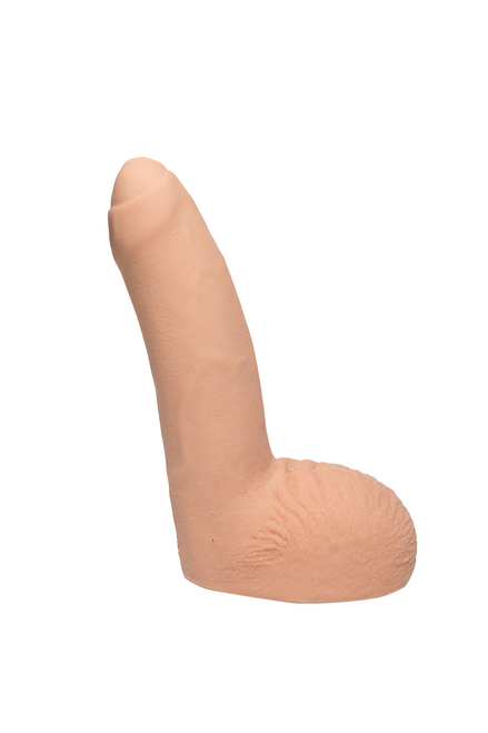 SIGNATURE COCKS - WILLIAM SEED - 8 INCH ULTRASKYN™ COCK WITH REMOVABLE VAC-U-LOCK SUCTION CUP