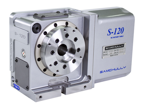 Samchully S-120i rotary indexer