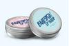Ejemplo de label para cosmeticos.  Siempre debe tomar la medida de su envase para seleccionar la medida de etiqueta correcta.