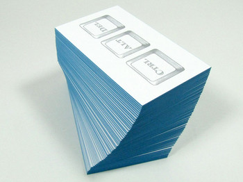 Edge Business Cards 32 Pts thickness