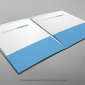 """Presentation Folder 6"""" x 6"""" with 8 Pages Insert Free Delivery Puerto Rico"""