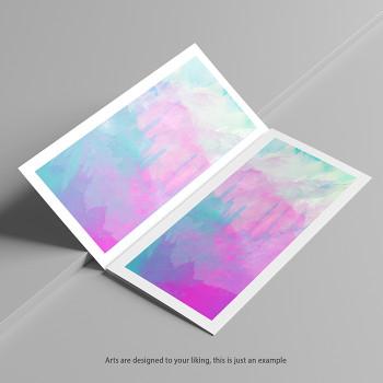 Brochure 5.5 x 17 Full Color Entrega Gratis