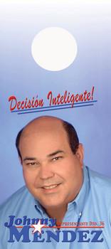 Representante Johnny Mendez Puerto Rico