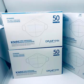 KN95 Face Mask Box