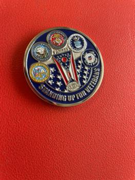 """Lapel Pins 1.5"""" Die struck medals"""