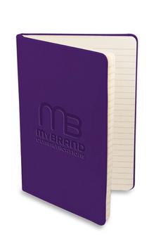 Agenda / Journal con Cover Personalizado ( Cover Violeta / Purple)