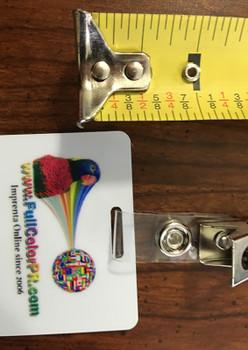 Ejemplo de Distancia para Prededor de ID Card