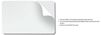 .10MIL PVC Card With Adhesive Entrega Gratis Puerto Rico