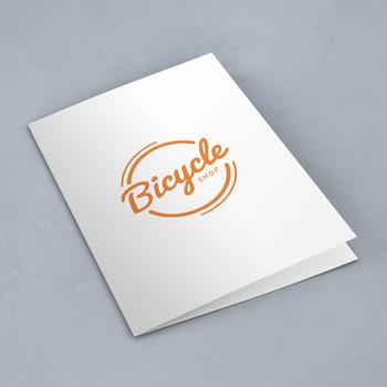 50 Presentation Folder Full Color Entrega Gratis