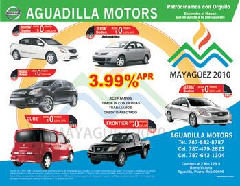 Mayaguez 2010 • Ejemplo de Promoción Aguadilla Motors • Aguadilla Puerto Rico