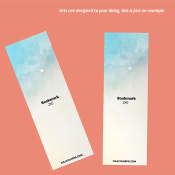 Bookmarks 2x6 Deluxe