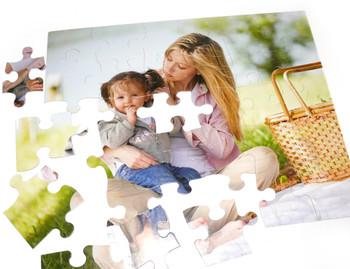 Custom Puzzle 4 x 6 Full Color