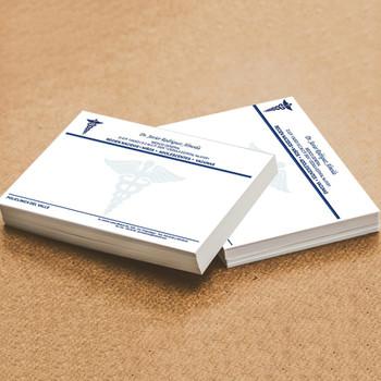 """Notepad 4.25"""" X 5.5"""" Full Color 50 Hojas 70LB Premium Uncoated Text Entrega Gratis"""