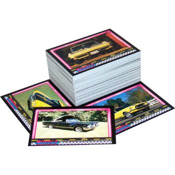 Trading Cards de Carros Antiguos
