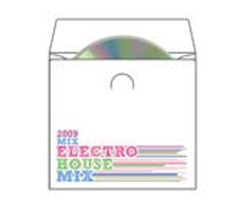 CD Sleeve / Sobre para CDs / Puerto Rico
