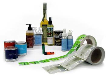 Ejemplo de etiquetas para productos de farmacia