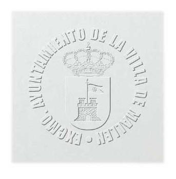 Sello Seco con Logo