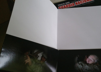 Folder Guardia Nacional Puerto Rico