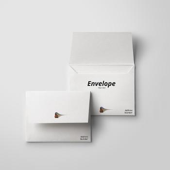 Sobre Blanco Impreso Full Color para Invitacion 5x7 Entrega Gratis