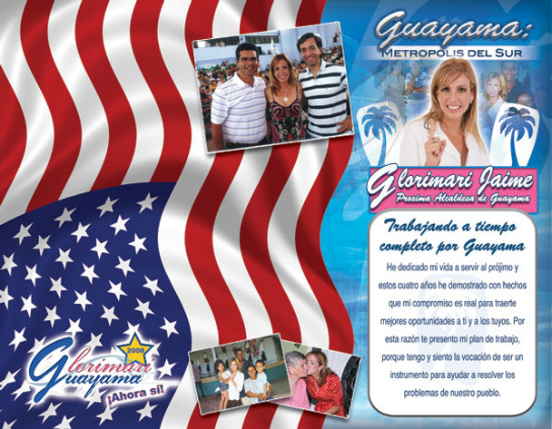 Brochure Politica Glorimary Jaime