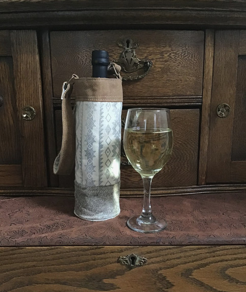 Graceful Wine Bag