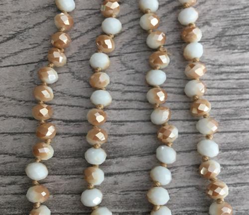 Layering Beads - Sandstone