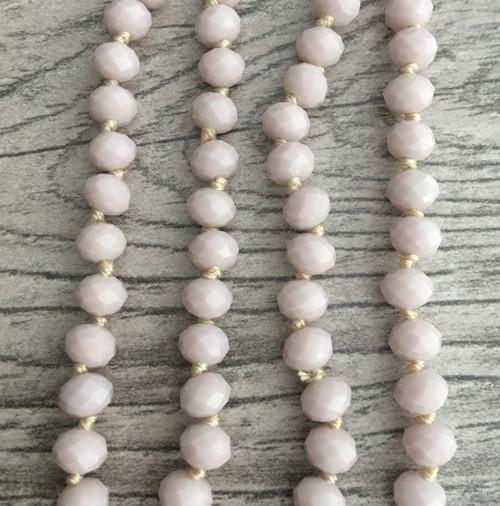 Layering Beads - Blush Moonlight