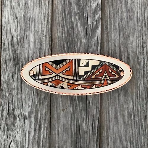 Anasazi Copper Barrette