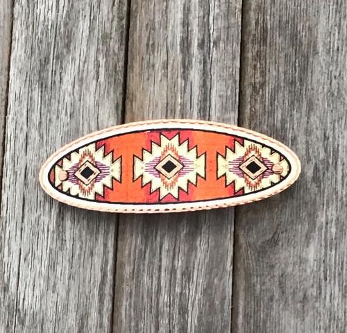 Southwest Design Copper Barrette