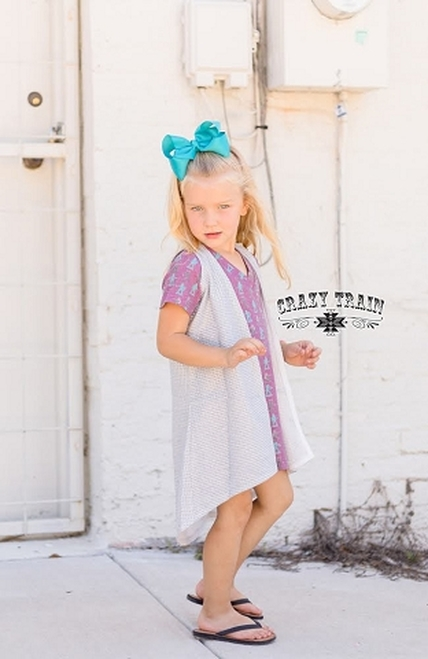 Mini Me Diamond Daze Duster