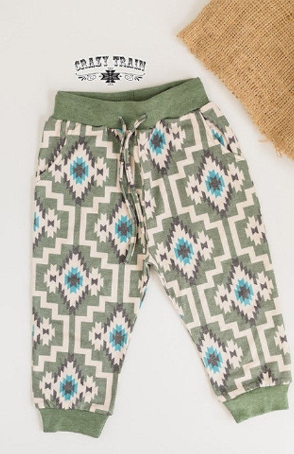 Infant & Little Girls Howdy Doodie Pants