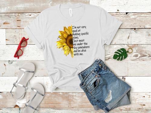 Meet Me Sunflower