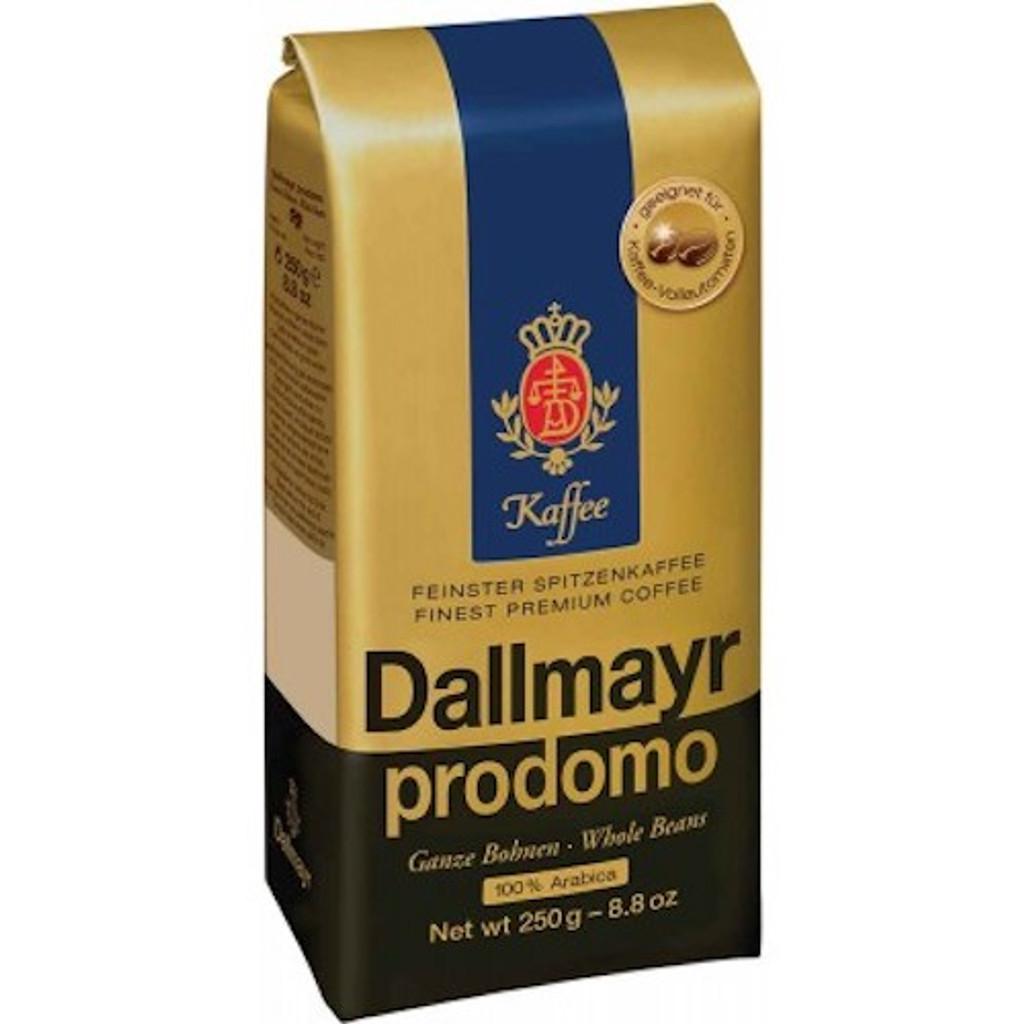 Dallmayr Prodomo Whole Beans Coffee 8.8 oz