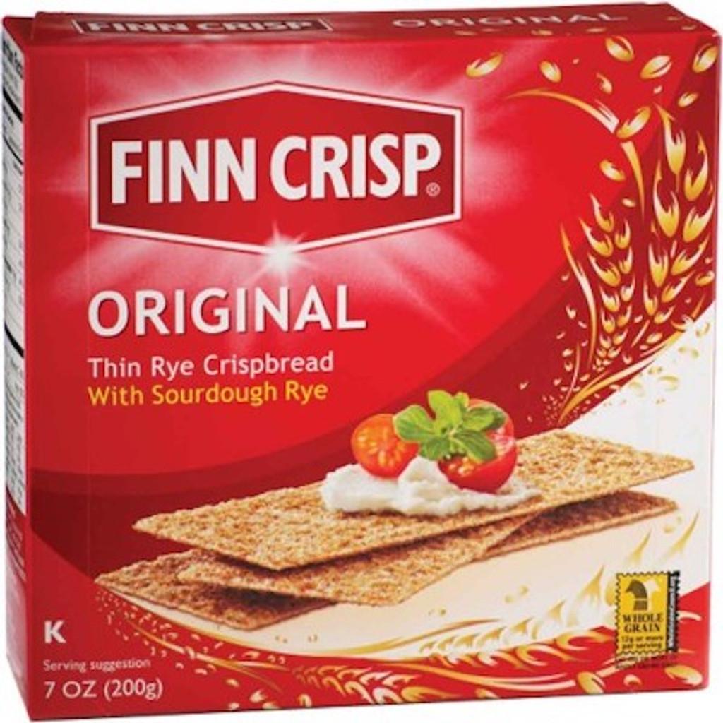 Finn Crips Original Thin Crisp 7 oz